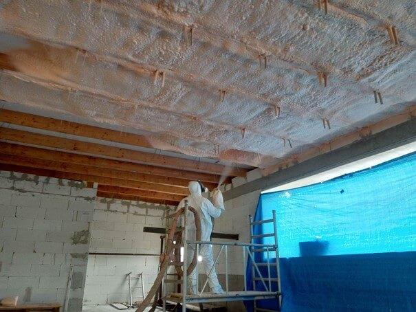 Izolace nové střechy
